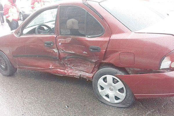 600 lesionados en accidentes durante año 2017