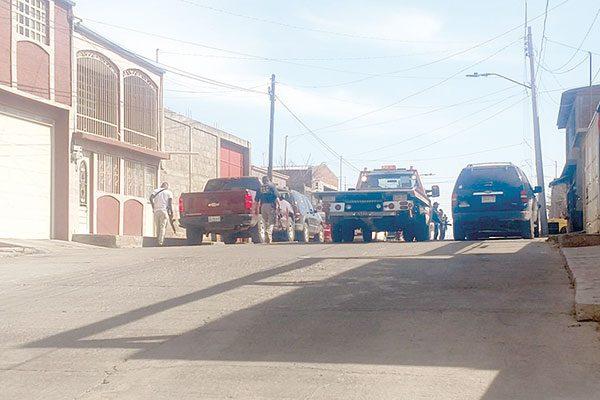 Investiga la Policía a dos hombres apodados El chore y El toro