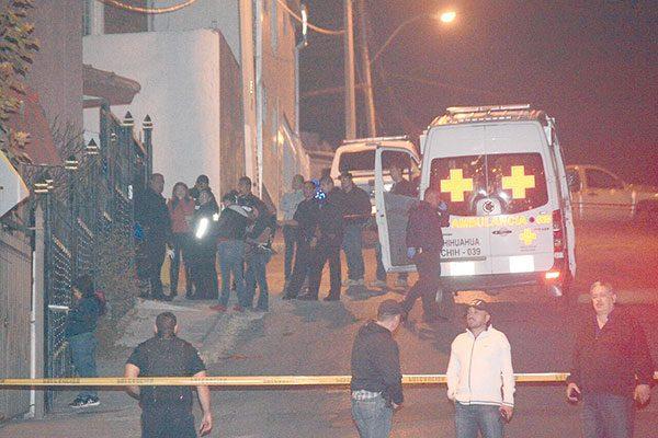 Dos detenidos por muerte de Luis Fernando Flores Z.