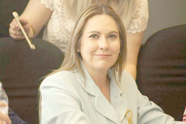 La diputada Imelda Beltrán busca candidatura