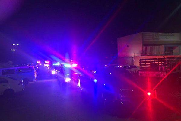 Reporta Policía un saldo blanco luego de las vivas