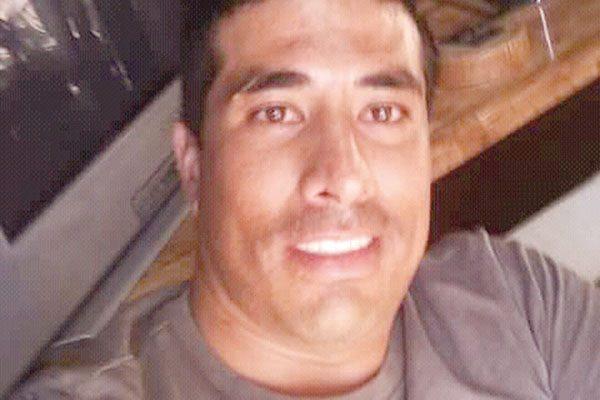 Aarón Andujo, el hombre hallado muerto en una casa