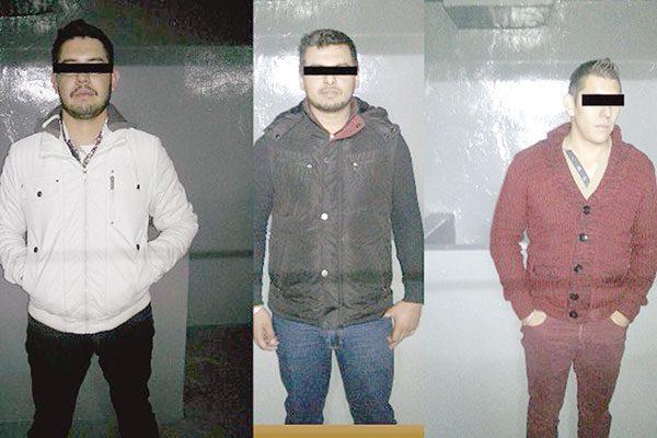 Dos agentes ministeriales fueron detenidos por allanamiento y daños