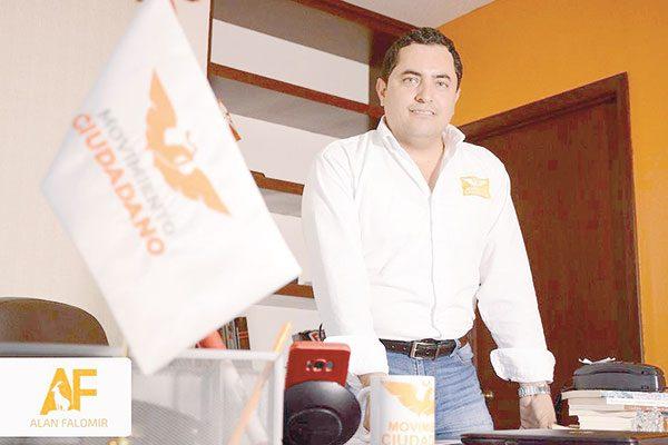 Apoyaremos a Alfredo Lozoya en su reelección: líder del MC