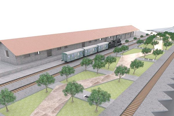 Sin definirse aún el proyecto parque Estación