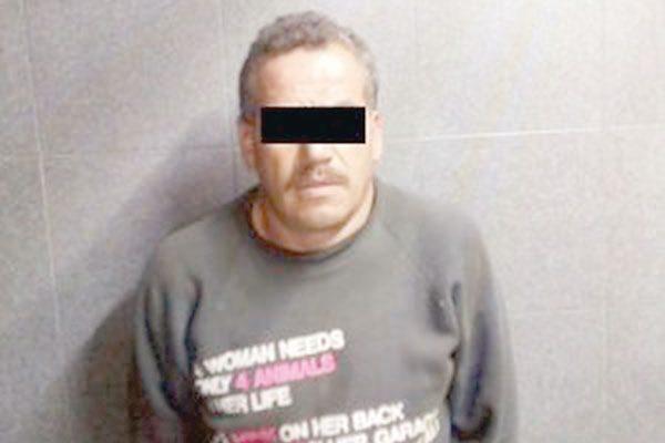 Detienen a presunto asaltante de taxista