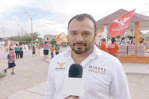 Ratifica MC que en Parral el Frente  no postulará candidato a la Alcaldía