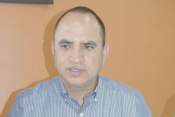 Va por la reelección el Alcalde de Gpe. y Calvo
