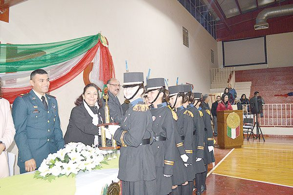 Concurso de Escoltas del Sector No.29