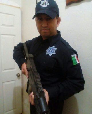 Iván Silva tiene más de 14 años de agente municipal