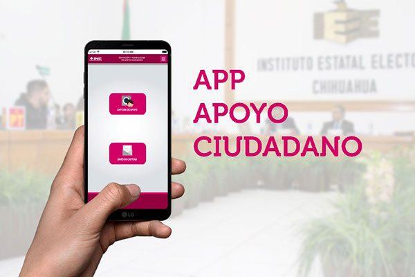 Aplicará IEE la opción móvil para firmas de independientes