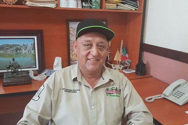 Renuncia Mario García a la Secretaría Del Ayuntamiento en Gpe. y Calvo