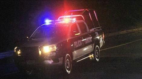Reportan a persona encobijada sobre la carretera Jiménez- Parral
