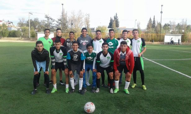 """Listos los semifinalistas de juvenil """"C"""" de la Liga Burocrática de Futbol"""