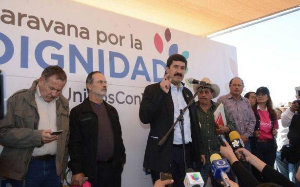 Cese a la represion de la aristocracia de Hacienda: Corral