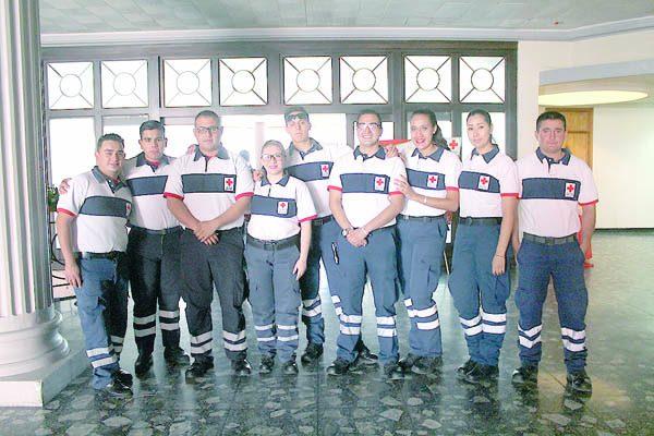 Graduación de Técnicos en Urgencias Médicas