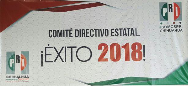 Emite PRI convocatoria para candidatos y candidatas a alcalde y síndico en 34 municipios y de 15 distritos electorales locales