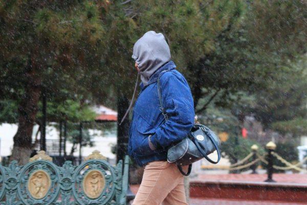 Exhorta Salud a tomar medidas de precaución ante bajas temperaturas