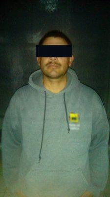 Detienen a presunto violador en colonia Paseos de Almaceña