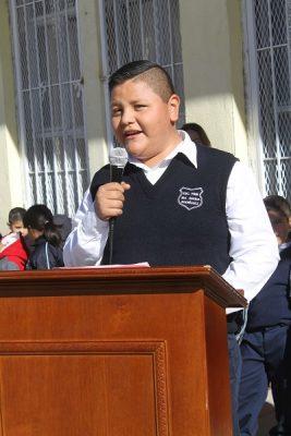 [Galería] Recibe Escuela María Brisia Rodríguez apoyo del Congreso