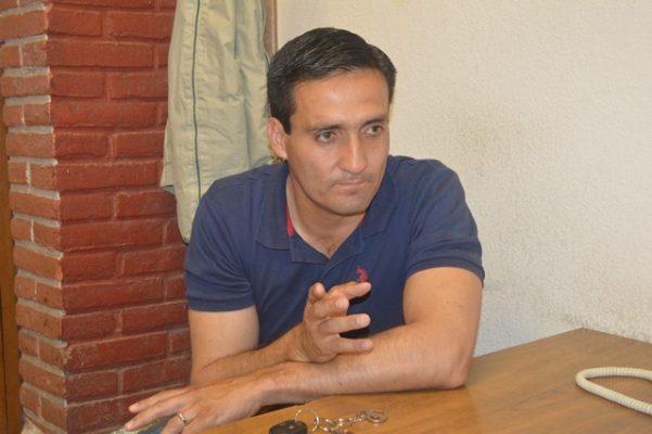 Se registra José Luis Martinez como aspirante a la candidatura a la presidencia