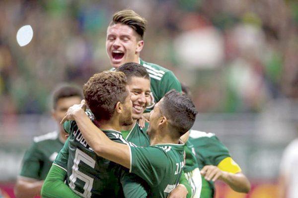 Muy verdes: desabrido triunfo de México ante Bosnia