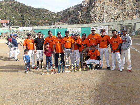 Para Monster Wings el título de la Liga Municipal de Beisbol de Santa Bárbara