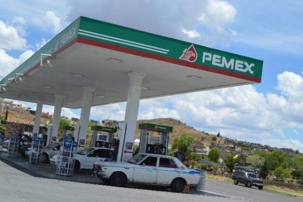 Se mantiene política de precios graduales en combustibles: Pemex