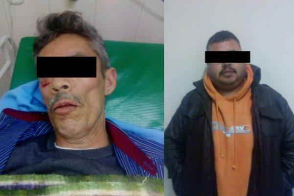Padre de familia es arrestado por golpear a quien abusó sexualmente de su hija