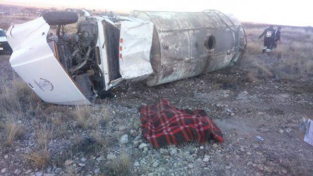 Trágico deceso en volcadura en carretera Jiménez- Gómez Palacio