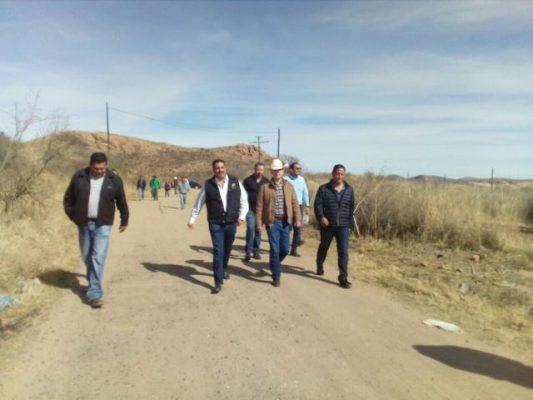 Anuncia Alcalde circuito vial de la vía corta hasta la vialidad del Río