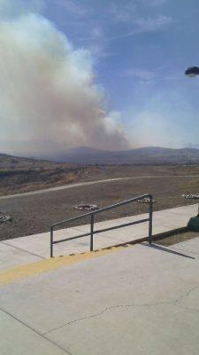 Fuerte incendio en Rancho Primero, propietarios señalan que bomberos no acudieron al llamado
