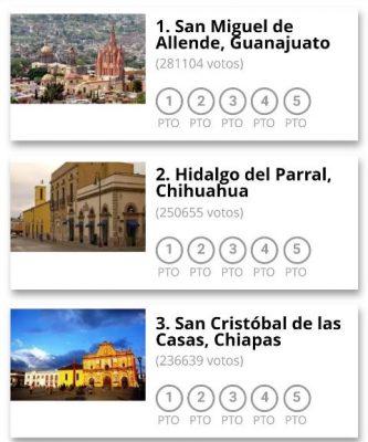 Parral en segundo lugar entre los 100 pueblos más bellos del país