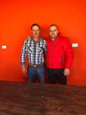 Se registra Arturo Medina como Pre candidato a la alcaldía de Balleza