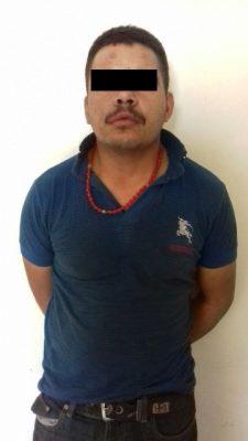 Identifican al detenido por balacera en la calle Suiza