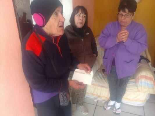 """Sigue fluyendo apoyo para """"Doña Chepa"""" y """"Don Ángel"""""""