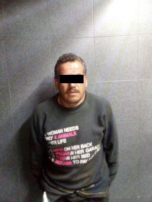 Detienen a un asaltante de taxista que había despojado de celular y mil quinientos pesos a su victima