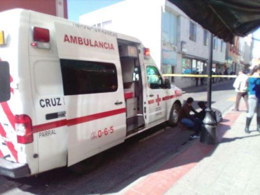Un intoxicado, pérdidas materiales y 12 personas evacuadas fue el saldo del incendio en comercio del centro de la ciudad.