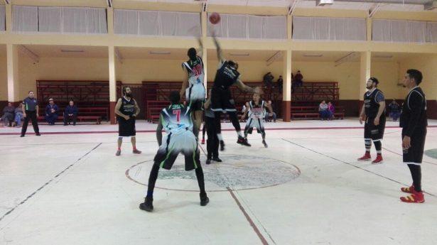 Con el pie derecho Mineros en la Liga Estatal de Basquetbol