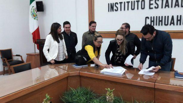 Ratifican, el Frente por México no postulara candidato a la alcaldía en Parral