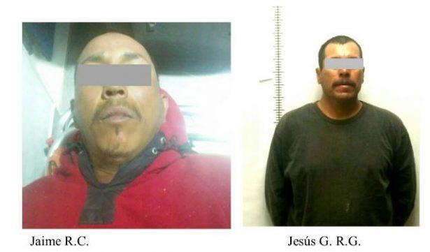 Detienen a dos hombres de Jiménez por robar nuez en Búfalo