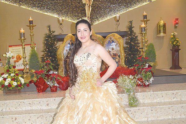 Ana Heredia Hernández En sus quince años