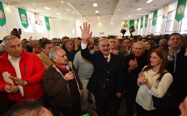 Se registra Patricio Martínez como pre candidato a la alcaldía en chihuahua