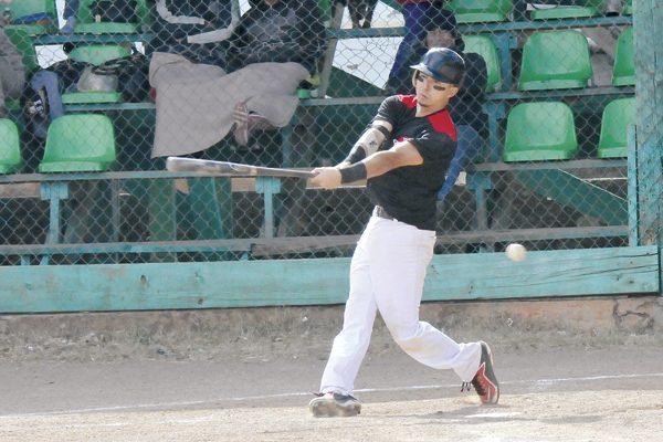 Alexis Prieto, el mejor bat del beisbol Invernal