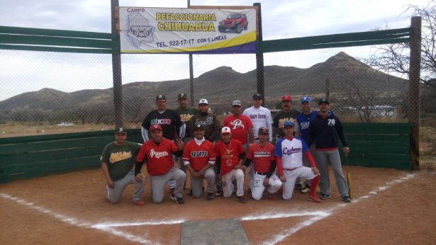 Doble triunfo de El Ranchero en Softbol Changel Rivera