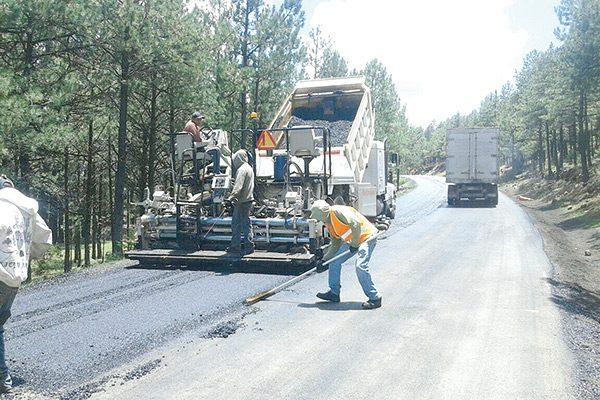 Anuncia SCT trabajos de conservación en al menos 70 kilómetros de carretera