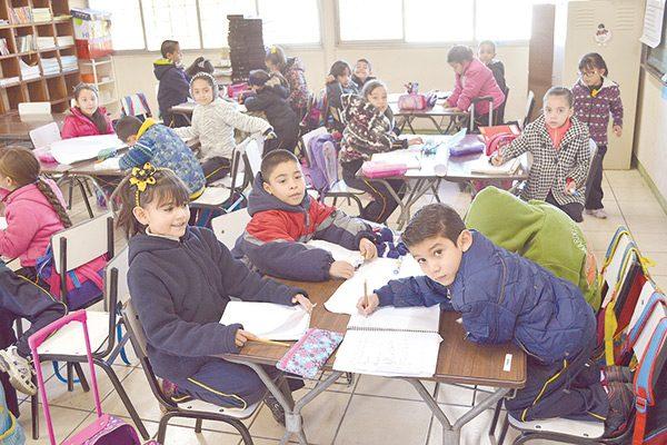 Fin de semana largo para 41 mil estudiantes