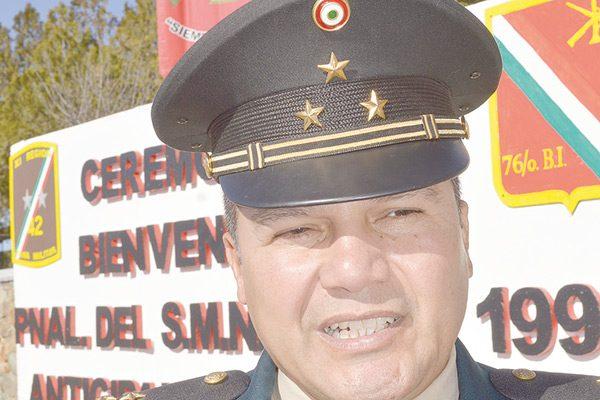 Violencia en Guachochi son hechos aislados: Comandante