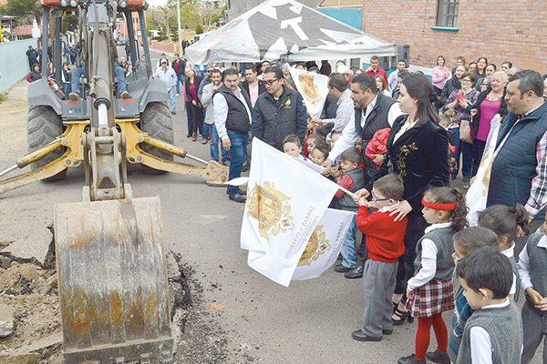 Invierte el Municipio $9 mdp en modernizar calle Venezuela