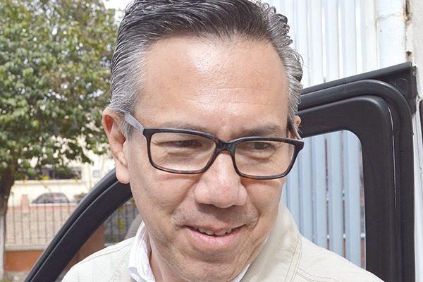 Ratifican a Lorenzo Parga precandidato a diputación